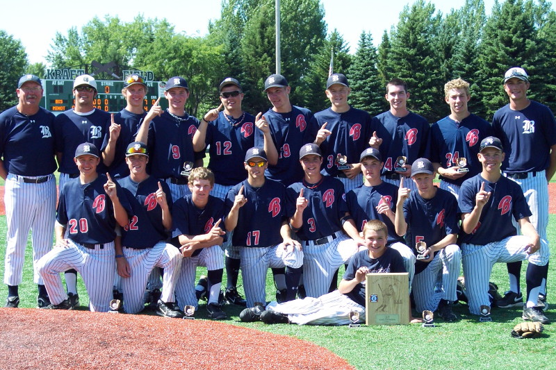 2011 North Dakota State 15 Year Old Champs